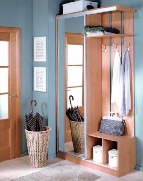 Шкафы для небольшой прихожей дизайн